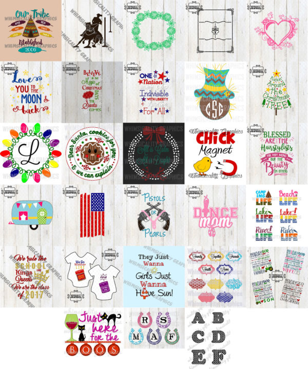Etsy store bundle mock17
