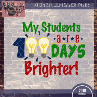 100 Days Brighter School