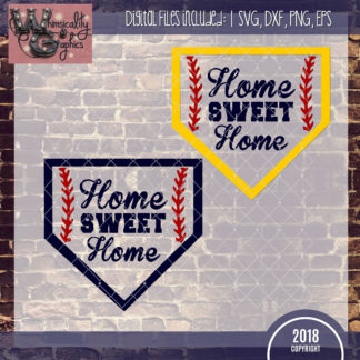 Home Sweet Home Homeplate