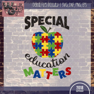 Special Education Matters