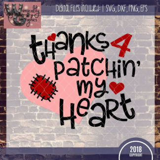 Thanks For Patching My Heart