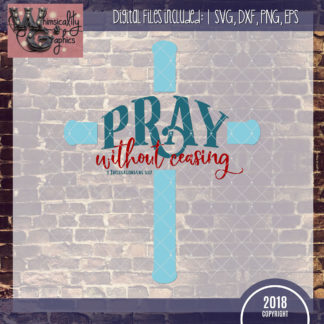 Members Only - Pray Without Ceasing