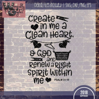 Members Only - Create in Me a Clean Heart