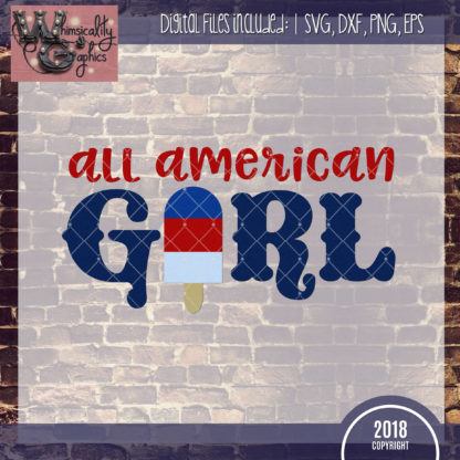 Members Only All American Girl