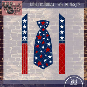 Patriotic Ties and Suspenders