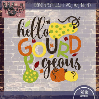 Holiday Members Hello Gourd Geous