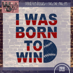 Born To Win Baseball