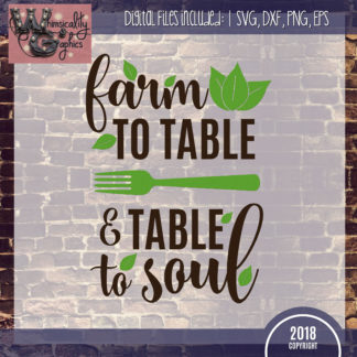 Holiday Members Farm To Table To Soul