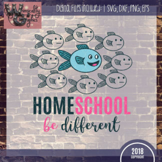 Home School Be Different