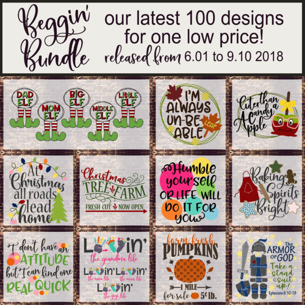 Beggin Bundle 100
