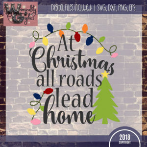 At Christmas All Roads Lead Home