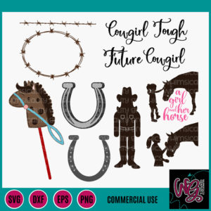 Cowgirl Bundle